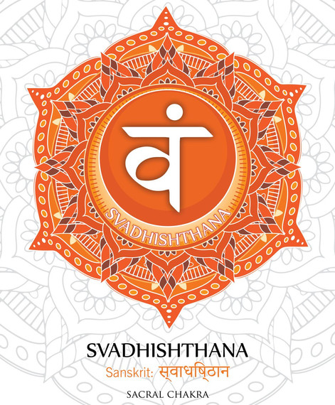Yin Yoga für das Svadhisthana- Chakra 7. Februar