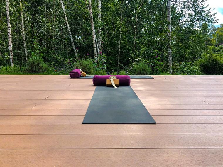 Outdoor - Yoga