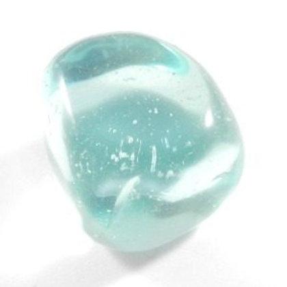 Blue Obsidian Crystal