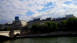 Paris, je suis de retour!