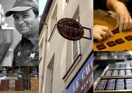 La chocolaterie d'Alain Ducasse