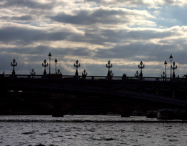 Le pont-poète!