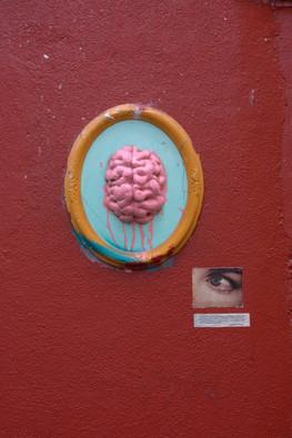 J'ai trouvé le cerveau de Paris!