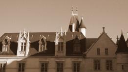 Une bibliothèque à Paris