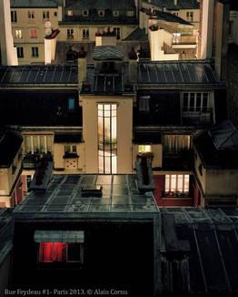 J'ai rencontré un photographe des toits…de nuit il se balade sur Paris !