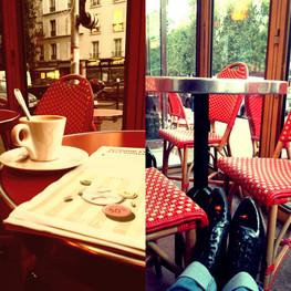 Pariset mon café