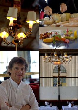 A la table de Jean Cocteau