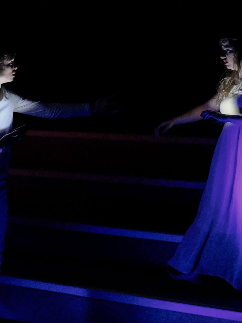 Merlin et Viviane se retrouvent