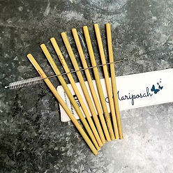 Our bamboo straws have arrived! Here's s