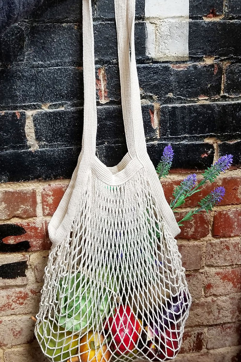 French Market Style String Bag-100% Cotton