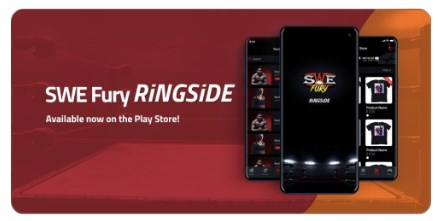 SWEFury RiNGSiDE Brings Wrestling Fans into the Action on iOS and Android