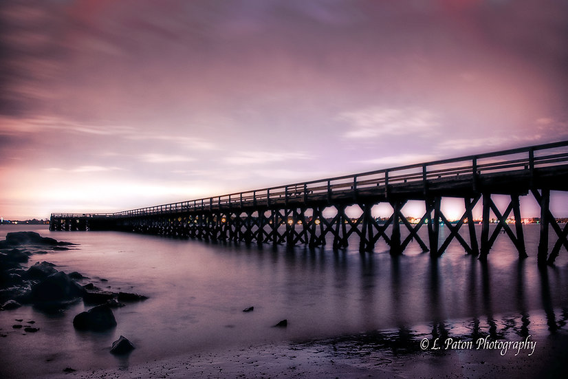Twilight in Kittery