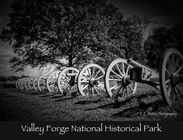Valley Forge with text