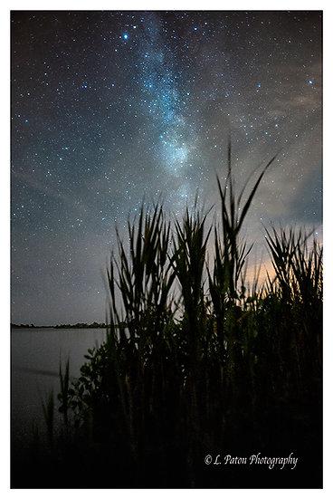 Milky Way over Ninigret Pond 3