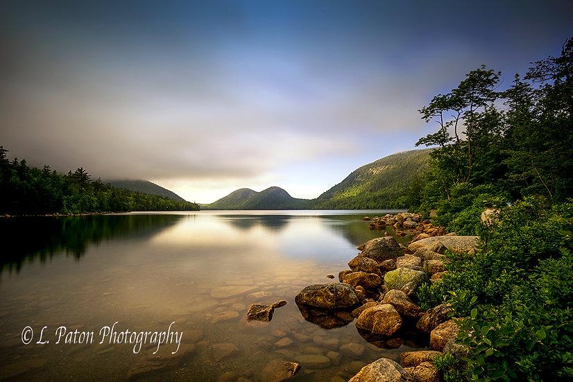 Jordan Pond, Acadia National Park 2