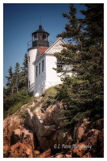 Bass Harbor Light House 3