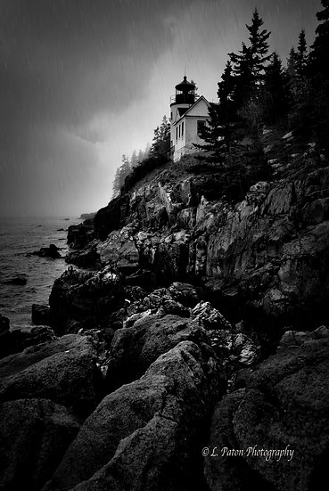 Bass Harbor Light House 2