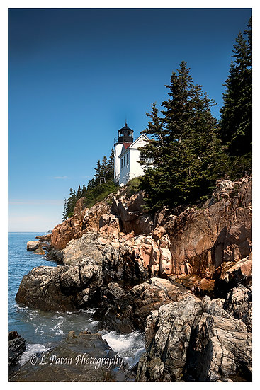 Bass Harbor Light House 4