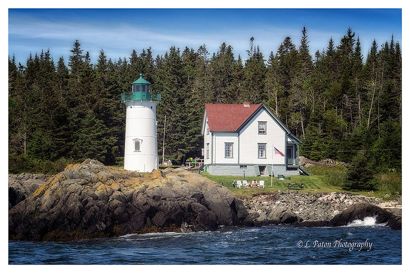 Little River Lighthouse, Maine