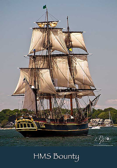 HMS Bounty 1