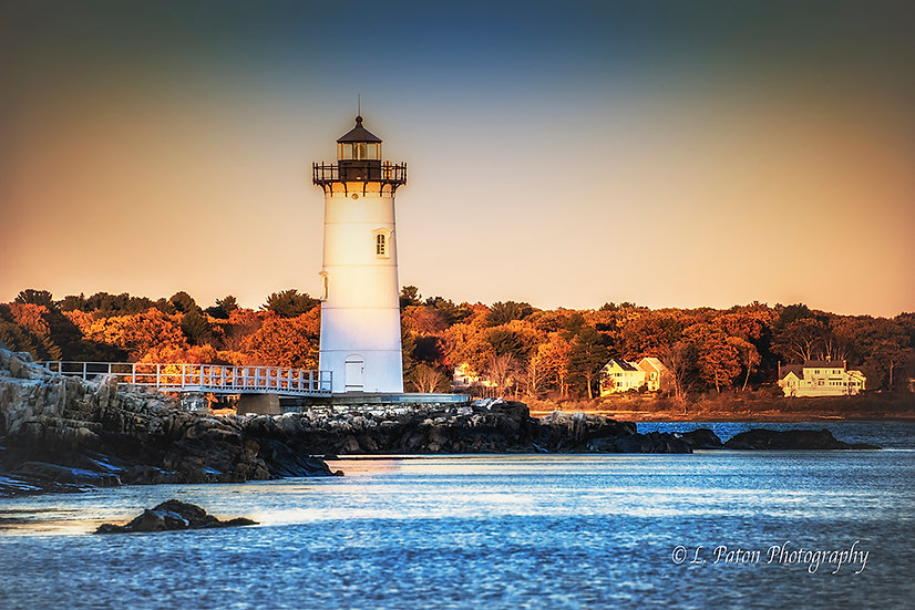 Portsmouth Light, NH