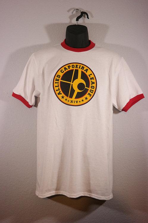 Red Ringer Training Shirt