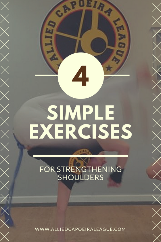 4 Simple Exercises for Strengthening Shoulders