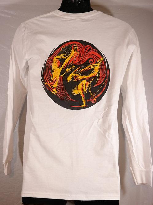 Long Sleeve Training Shirt - Wave