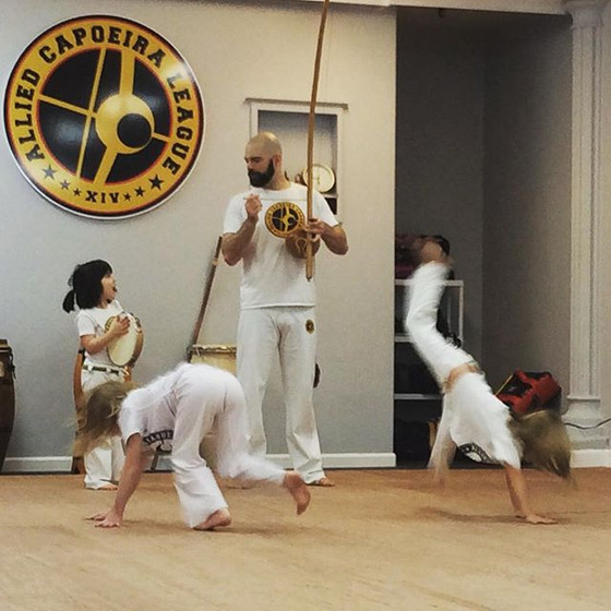 The Reasons My Kids Train Capoeira and Why Yours Should Too!