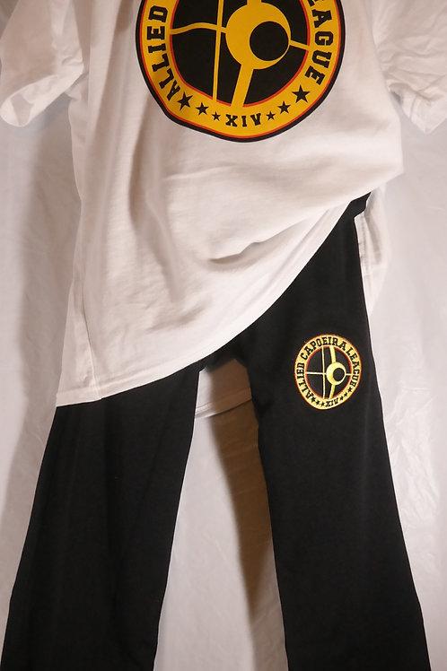 Black Training Pants - Kids