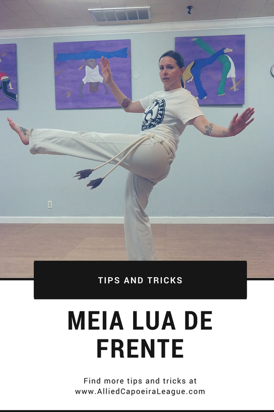 Meia Lua de Frente: Tips and Tricks