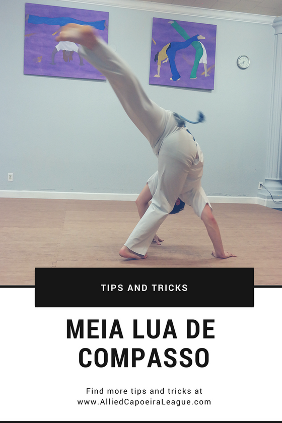 Meia Lua de Compasso: Tips and Tricks