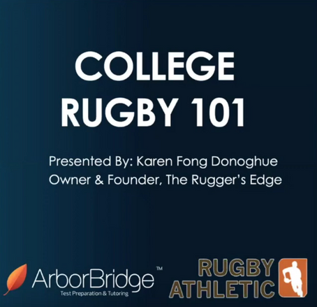 College Rugby 101