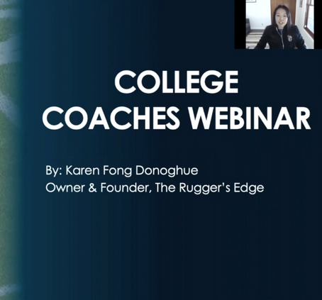 College Coaches Webinar: How to Recruit High School Players