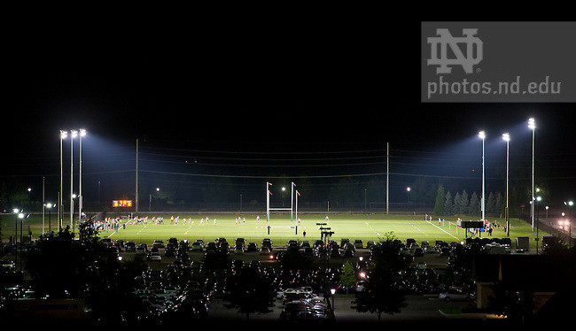 Stinson Field (University of Notre Dame, photos.nd.edu)