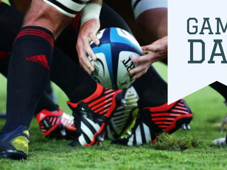Rugby Tip of the Month – How Do You Prepare for Game Day?
