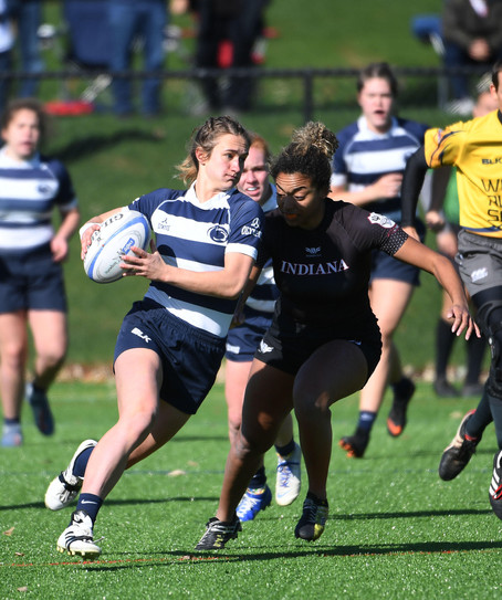 A Day in the Life of College Rugby Student-Athlete at Penn State University