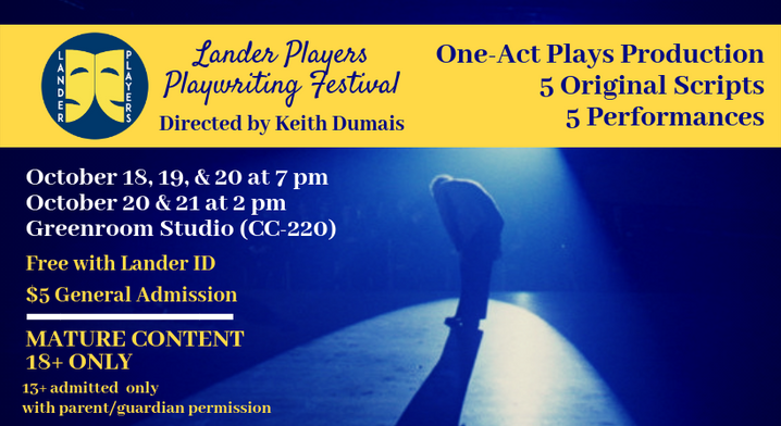 LP One Acts Fall 2018