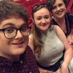 Keith, Sabrina, and Josee