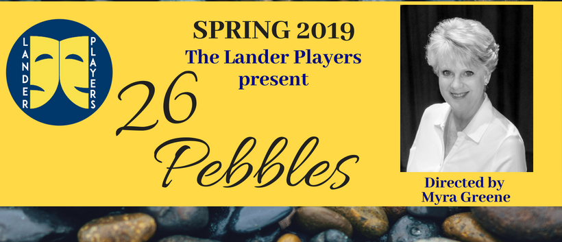 26 Pebbles - April 2019