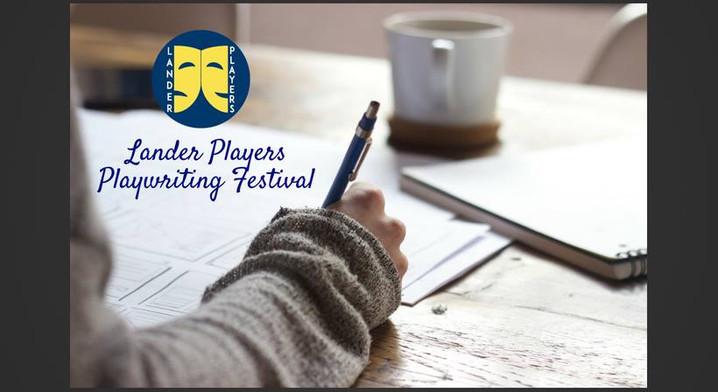 Playwriting Festival - Fall 2018