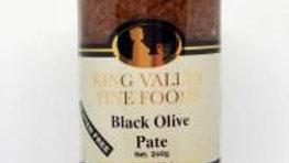 King Valley Black Olive Pate 240gram