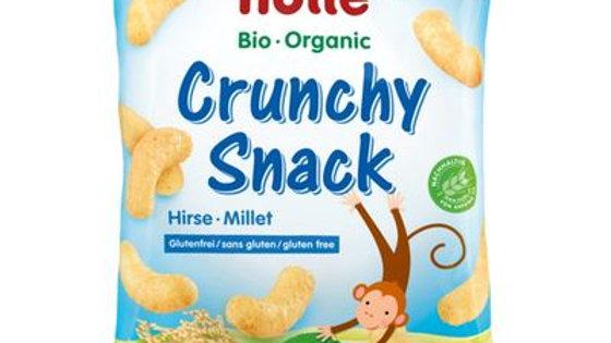 Holle Organic Millet Crunchy Snack Millet 25g