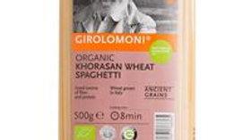 Girolomoni Organic Khorasan Wheat Spaghetti 500g