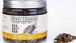 Henry Langdon's Coriander, Chilli and Kafir Lime - Thai Spice Rub