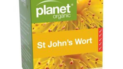 Planet Organic  St JOHNS Wort Tea Bags 25S