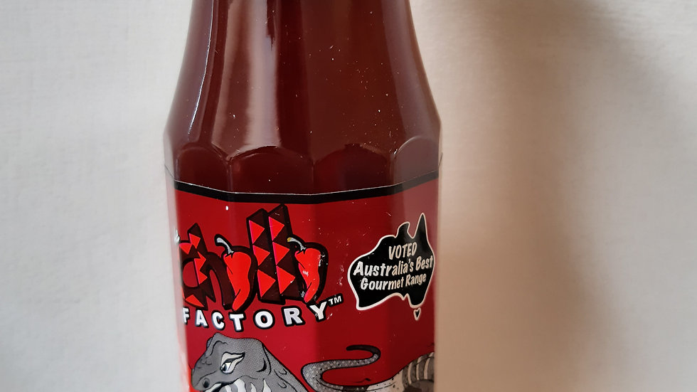 The Chilli Factory Dragon's Blood 250 ML