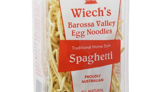 Wiech's Spaghetti Egg Noodles