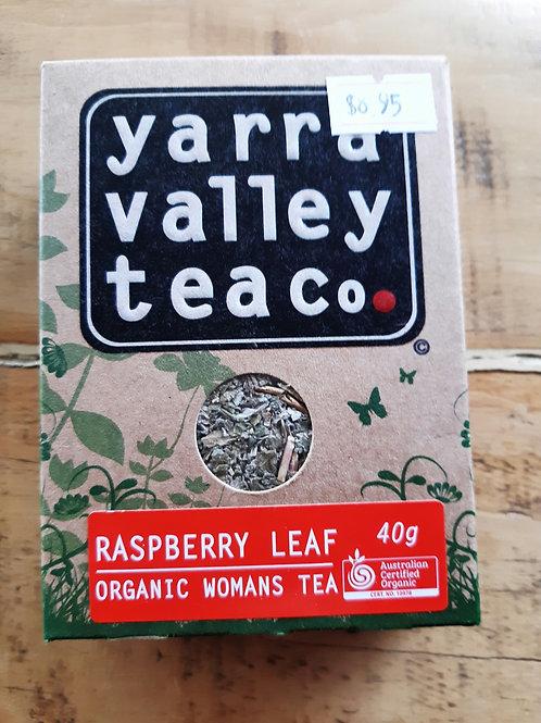 Yarra Valley Tea Co. Raspberry Leaf