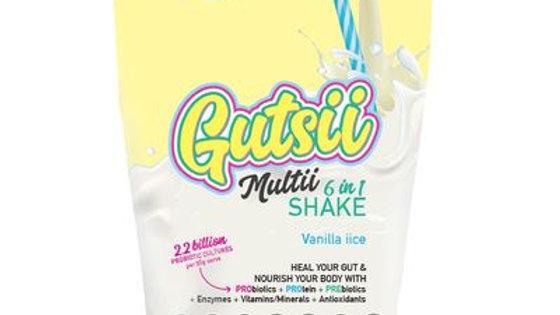 Gutsii Multii Shake - Vanilla iice 500g
